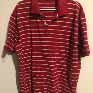 Nautica Men's Short Sleeve Polo Golf Shirt XXL